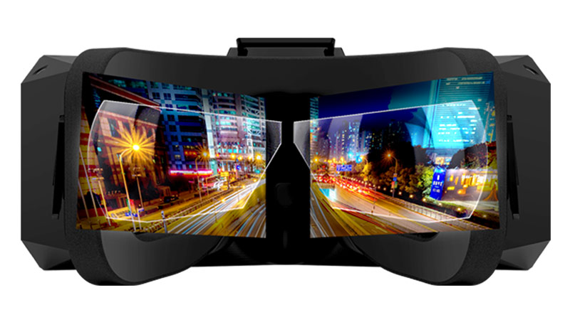 StarVR-VR頭戴式裝置