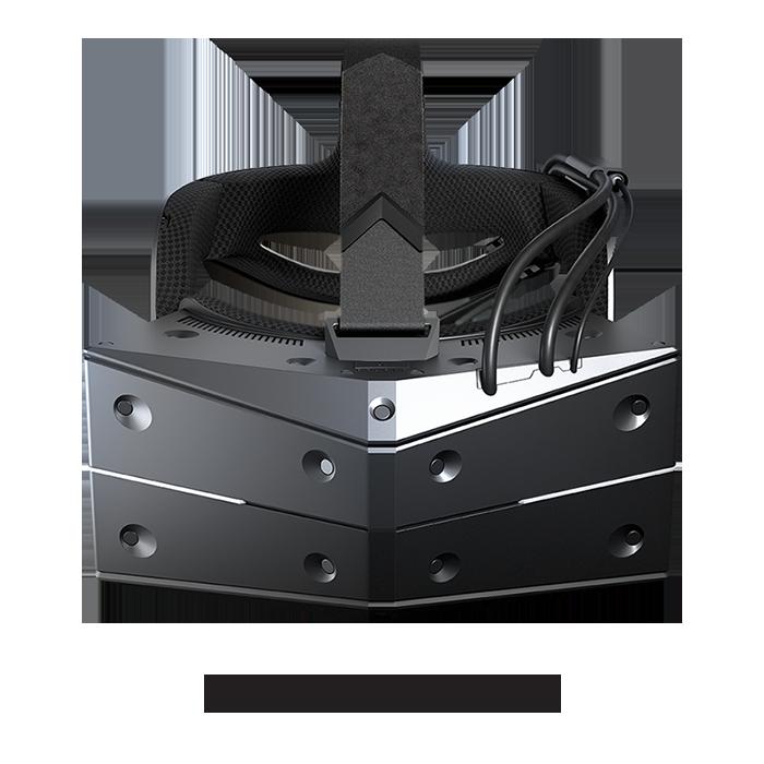 StarVR ONE-VR頭戴式裝置